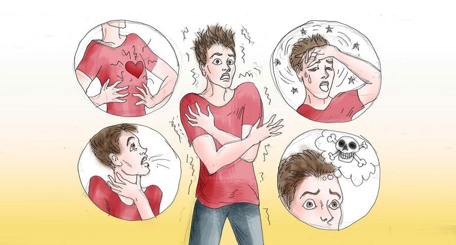 attacchi di panico catania